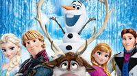 Film animasi produksi Walt Disney tentang seorang putri raja bernama Elsa yang memiliki kekuatan es, dan adiknya, Anna.