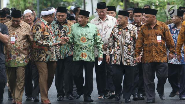 Datangi Istana, Lembaga Persahabatan Ormas Islam Doakan Jokowi Menang Pilpres