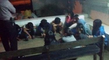 Remaja perempuan di Depok diamankan polisi saat hendak tawuran