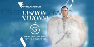 Fashion Nation 2020 x Sebastian Gunawan | Fly for Freedom