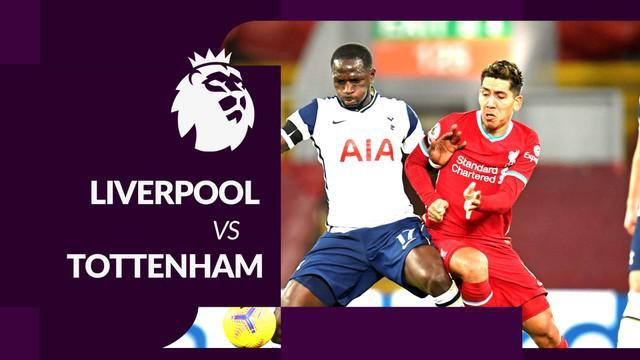 Berita motion grafis statistik Liverpool vs Tottenham Hotspur, Kamis (17/12/2020). Liverpool menang berkat gol Roberto Firmino.