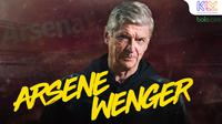 Cover Arsene Wenger (Bola.com/Adreanus Titus)