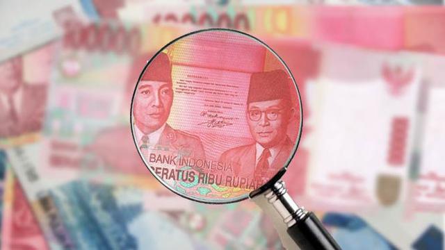 Ilustrasi Pantau Rupiah