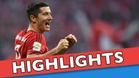 Video highlights Bundesliga antara Bayern Munchen melawan Schalke yang berakhir dengan skor 3-0, Sabtu (16/4/2016) WIB.