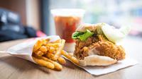 Ilustrasi makanan cepat saji (dok. Pixabay.com/Putu Elmira)