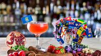 Bagaimana rasa minuman yang terbuat dari 71 bahan berbeda?