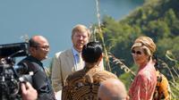 Gubernur Sumut, Edy Rahmayadi, yang turut mendampingi Raja dan Ratu Belanda berharap, kunjungan keduanya ke Danau Toba membawa dampak positif terhadap pariwisata dan perekonomian masyarakat.