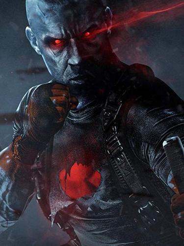 Poster film Bloodshot. (Foto: Dok. IMDb/ Sony Pictures Releasing)