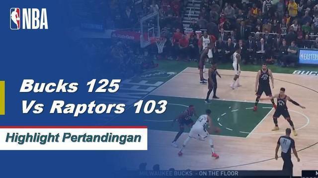 Giannis Antetokounmpo selesai dengan 30 poin dan 17 rebound saat Bucks memimpin seri 2-0.