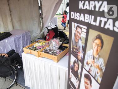 Ragam Produk UMKM Dipamerkan di Hari Disabilitas Internasional 2019