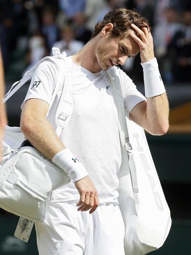 Andy Murray, Wimbledon 2017