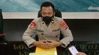 Kabag Ops Polres Serang Kota, Kompol Yudha Hermawan. (Selasa, 18/05/2021). (Liputan6.com/Yandhi Deslatama).