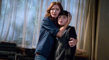 Logan Williams di salah satu adegan serial Supernatural. (Sumber: CW)