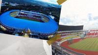 Stadion Jatidiri Semarang. (Bola.com/Dody Iryawan)