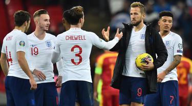 FOTO: Harry Kane, Mesin Gol Andalan Timnas Inggris