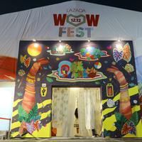 Kemeriahan Lazada WOW Fest 2018
