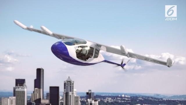 Rolls-Royce tengah merencanakan pembangunan taksi terbang. Kendaraan ini akan siap digunakan paling cepat awal tahun 2020.
