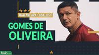 Wawancara Eksklusif Gomes de Oliveira (Bola.com/Adreanus Titus)