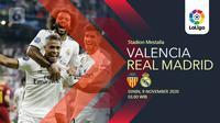 Valencia vs Real Madrid (Liputan6.com/Abdillah)