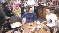 Gibran Sebut AHY Cocok Jadi Cawapres Jokowi. (Liputan6.com/Ady Anugrahadi)