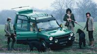 Matra-Simca Rancho crossover dari Prancis. (Carbuzz)