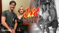 Hottest Update Richard Kyle dan Jessica Iskandar (Bayu Herdianto/Kapanlagi.com) (instagram/inijedar)