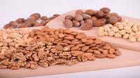 Ilustrasi kacang-kacangan (Sumber: Pixabay/ExploreBob)