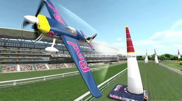 Red Bull Air Race World Champion 2015, Olahraganya Orang Bernyali