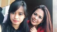 Elly Sugigi dan Ulfi Damayanti [foto: instagram/ulfi.damayanti06]
