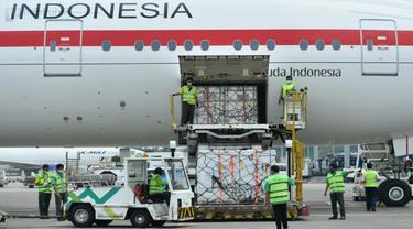 Indonesia Kedatangan Vaksin Sinopharm
