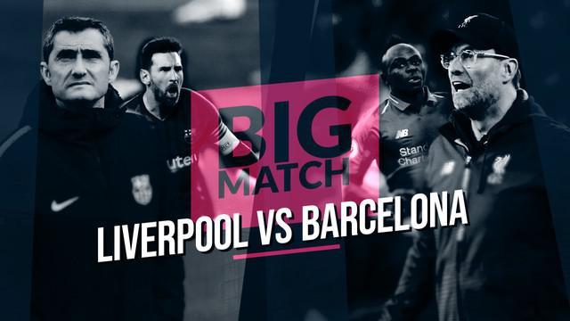 Berita Video Prediksi Liga Champions Liverpool Vs Barcelona, Menanti Keajaiban di Anfield