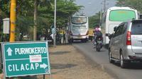Hari tanpa bayangan bakal terjadi di Banyumas, Cilacap Purbalingga dan Banjarnegara pada Sabtu-Minggu, 12 dan 13 Oktober 2019. (Foto: Liputan6.com/Muhamad Ridlo)