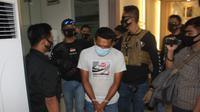 Wawan Gunawan saat ditangkap polisi (Ady Anugrahadi/Liputan6.com)