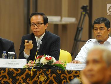 KEIN Bahas Pengembangan Agribinis Padi Bersama OJK dan Kementerian