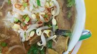 Soto Seger Mbok Giyem, kuliner khas Boyolali, Jawa Tengah. (dok. Instagram @my.mealsdiary/https://www.instagram.com/p/BhMO9UkAKOT/?utm_source=ig_web_copy_link/Asnida Riani)