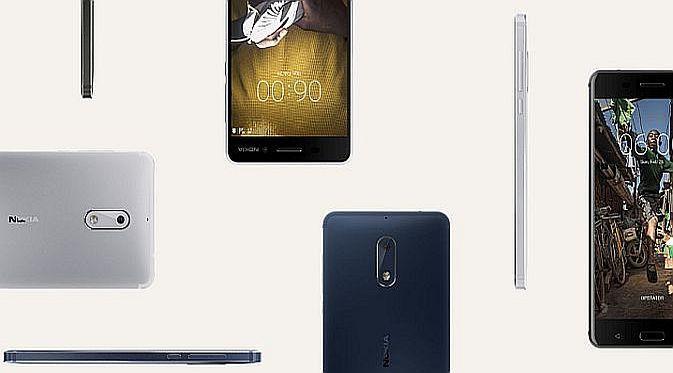 Nokia 6 (Foto: HMD)