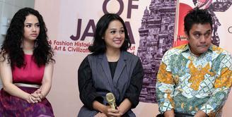 Penyanyi Andien menjadi salah satu pengisi dalam acara The Rise of Java pada 5 November 2017 mendatang. Suasana menyanyi di kawasan Candi Prambanan menjadi salah satu yang membuatnya tidak sabar. (Deki Prayoga/Bintang.com)