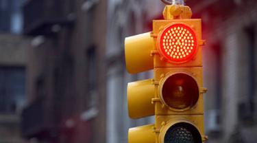 Ilustrasi lampu lalu lintas (iStock)