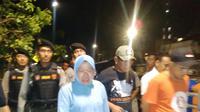 Sahur di jalan akan menjadi agenda rutin Risma selama Ramadan. (Liputan6.com/Dhimas Prasaja)