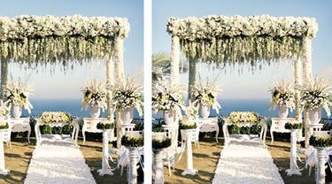 35+ ide dekorasi altar pernikahan - meliee fashion look