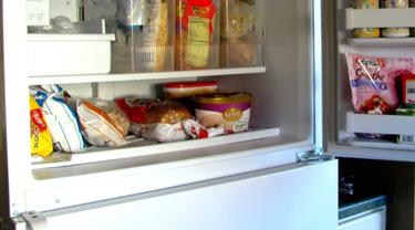 3 Bahan Makanan yang Haram Disimpan di Freezer