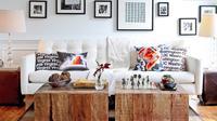 Visual yang kuat pada sebuah ruangan bisa Anda dapatkan dengan penataan ruang yang tepat, punya karakter. (Foto: Freepik)