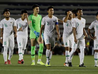 Sempat Unggul Timnas Indonesia U-22 Akhirnya Kalah dari Vietnam U-22