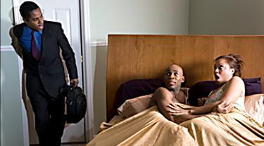 Ranjang Canggih Untuk Deteksi Perselingkuhan