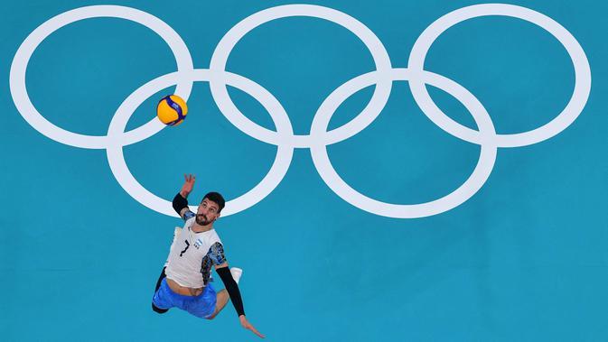 bungkam brasil, argentina bawa pulang medali perunggu bola voli putra olimpiade tokyo 2020
