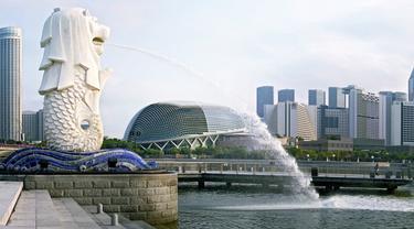 10 Tempat Wisata Di Singapore yang Paling Sering Dikunjungi Wisatawan