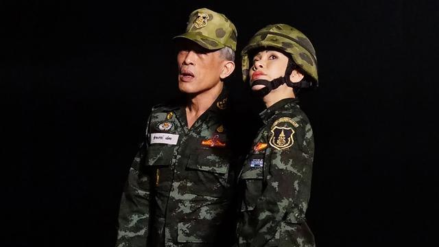 Selir Cantik Raja Thailand