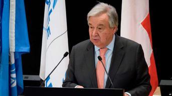 Sekjen PBB Antonio Guterres Minta China-AS Perbaiki Hubungan Sebelum Tercipta Perang Dingin