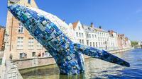 Patung raksasa dari sampah (Sumber: Brightside)