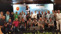 Reza Rajasa jadi calon ketum PGI DKI Jakarta (ist)